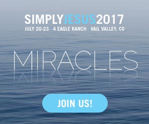Join us in July for Simply Jesus 2017!